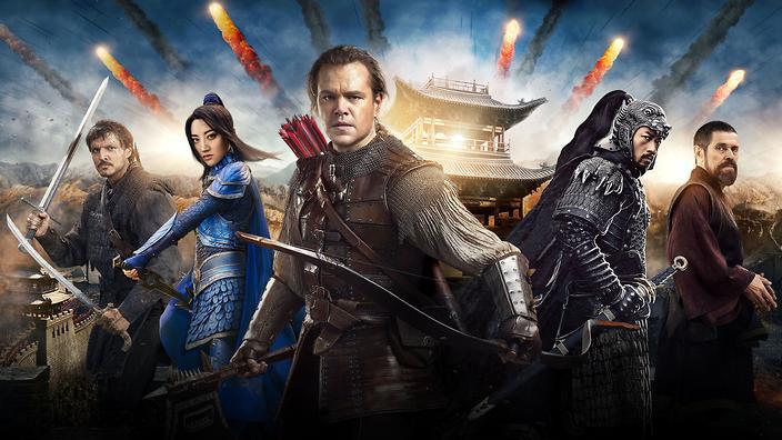 Tử Chiến Trường Thành (The Great Wall) - 17/05/2020 11:45:00