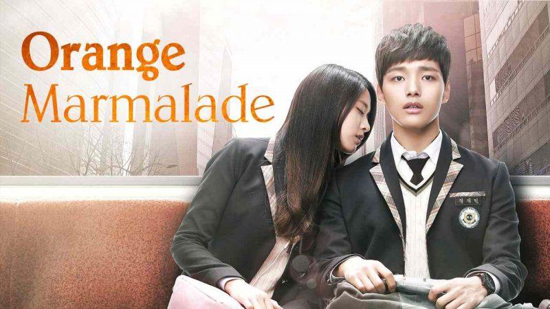 Mứt Cam - Ma Cà Rồng Biết Yêu - Orange Marmalade