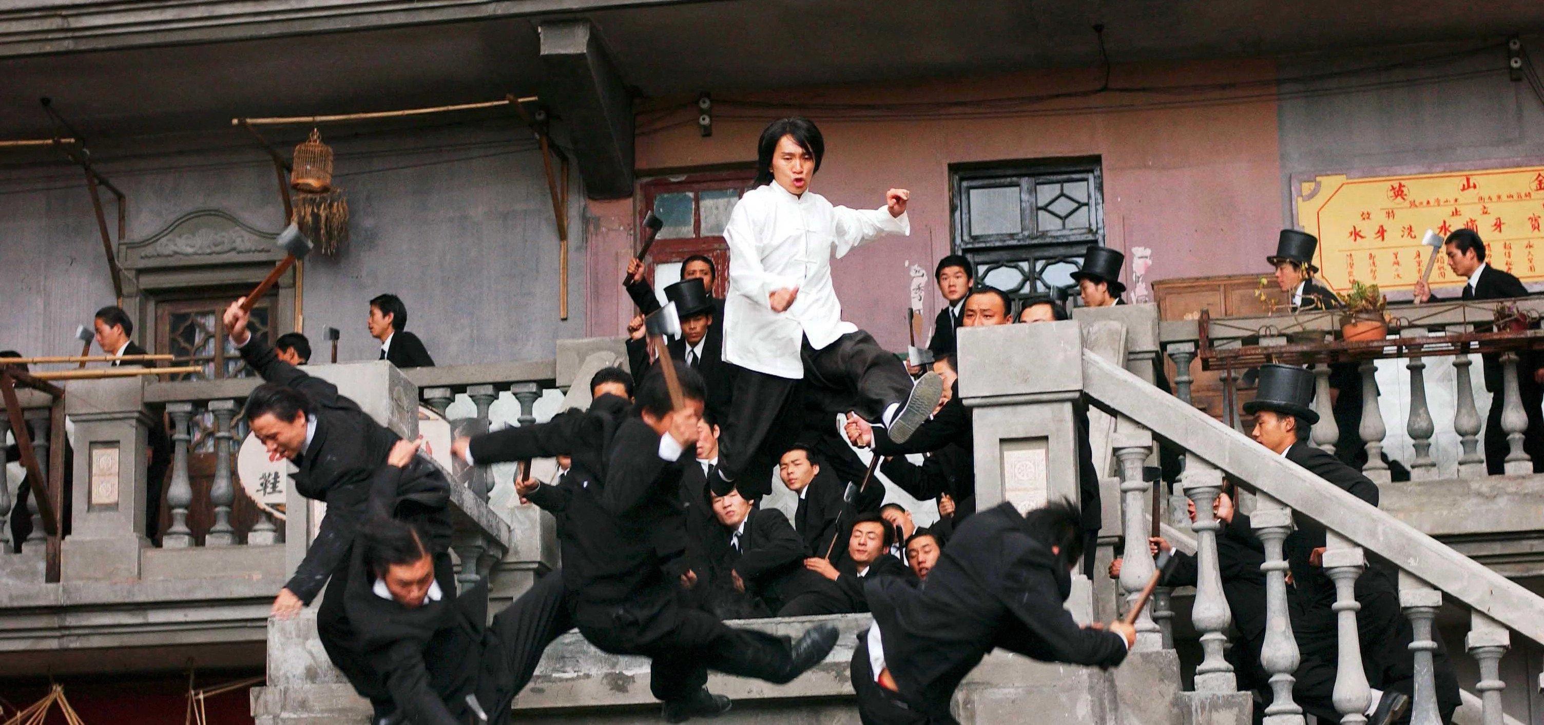 Tuyệt Đỉnh Công Phu - Kung Fu Hustle