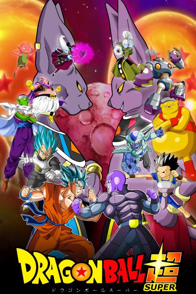Bảy Viên Ngọc Rồng Siêu Cấp - Dragon Ball Super 2015