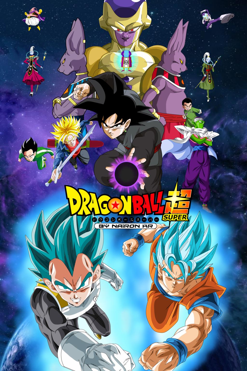 Bảy Viên Ngọc Rồng Siêu Cấp (Thuyết minh) - Dragon Ball Super 2015