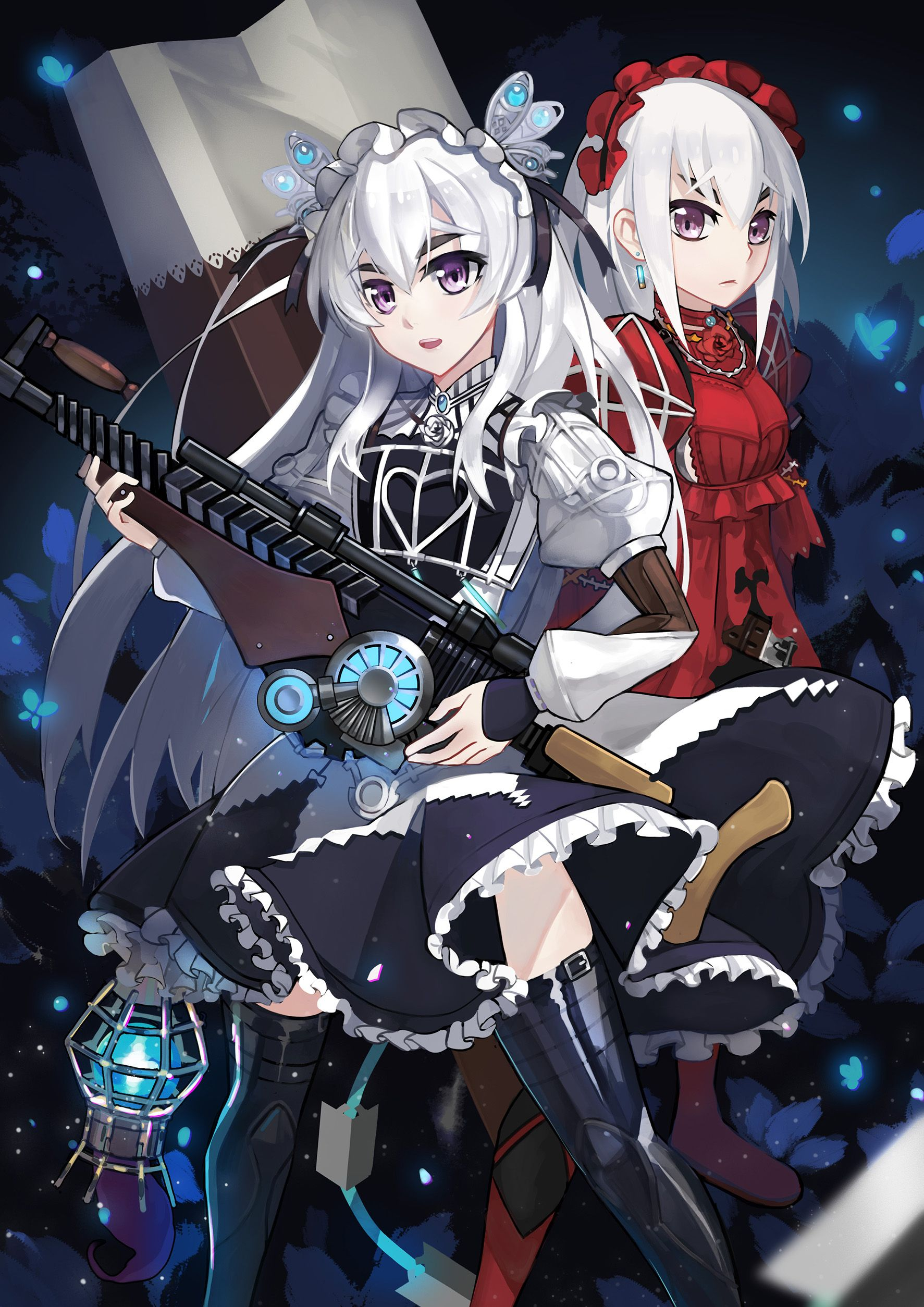 HITSUGI NO CHAIKA - CHAIKA THE COFFIN PRINCES